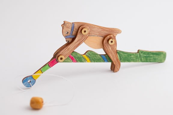 The Bear And Ragged Staff Educational Toy